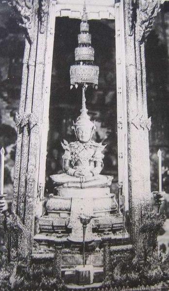 Buddha Zamrud