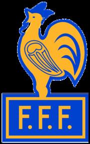 Lambang Federasi Tim Nasional Perancis