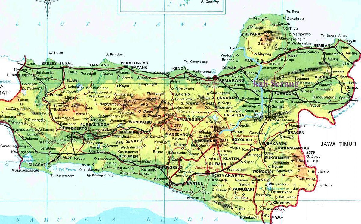 Kali Serang Wikipedia bahasa Indonesia ensiklopedia bebas