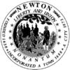 Lambang resmi Newton, Massachusetts