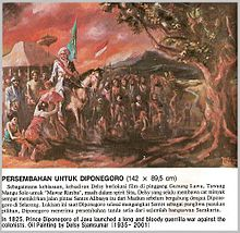 Diponegoro Prince of Java by Delsy Sjamsumar Wikipedia1.JPG