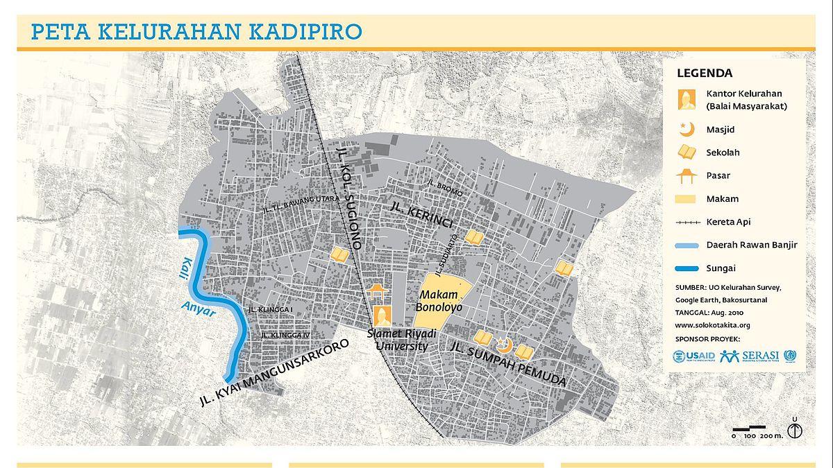 Kadipiro, Banjarsari, Surakarta - Wikipedia bahasa ...