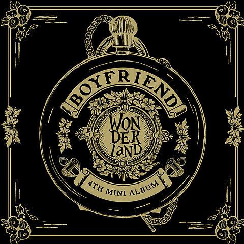 Imagini pentru boyfriend in wonderland album cover