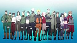 Daftar Karakter Naruto Wikipedia Bahasa Indonesia Ensiklopedia Bebas