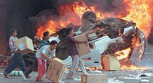 Insiden 13 Mei - Kerusuhan Mei 1998