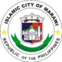 Lambang resmi Islamic City of Marawi