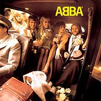 CD re-issue with ABBA logo.
