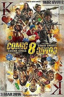 Comic 8: Casino Kings part 2 - Wikipedia bahasa Indonesia, ensiklopedia bebas