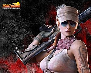 Seputar Dunia Belajar » Download Gratis Games Point Blank PB Terbaru