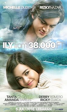 Download Film I Love You From 38000 ft (2016) Bluray Full Movie