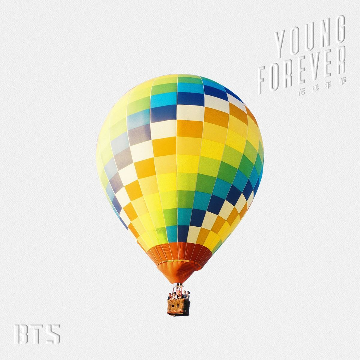 The Most Beautiful Moment in Life: Young Forever ...