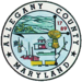 Seal of Allegany County, Maryland