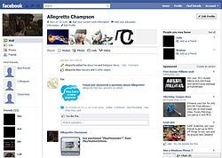 Profil Facebook Tahun 2011