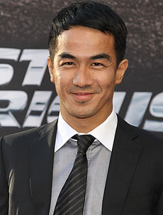 Joe Taslim in Fast and Furious 6 Premiere Los Angeles 2013.jpg