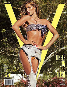 V magazine august 2008 Gisele in the flesh.jpg