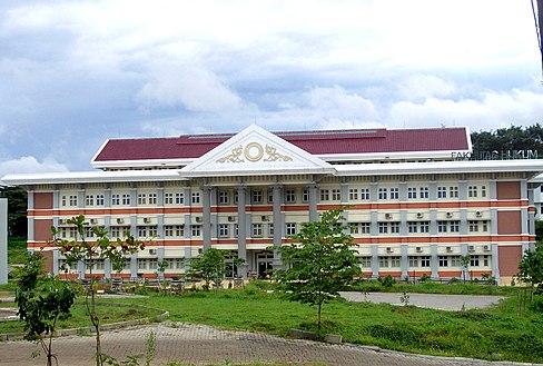 Fakultas Hukum Universitas Diponegoro - Wikiwand