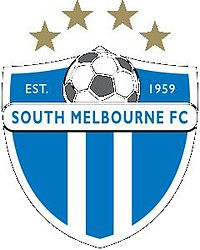 South Melbourne FC emblem