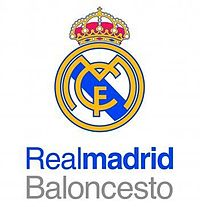 Logo tim basket Real Madrid