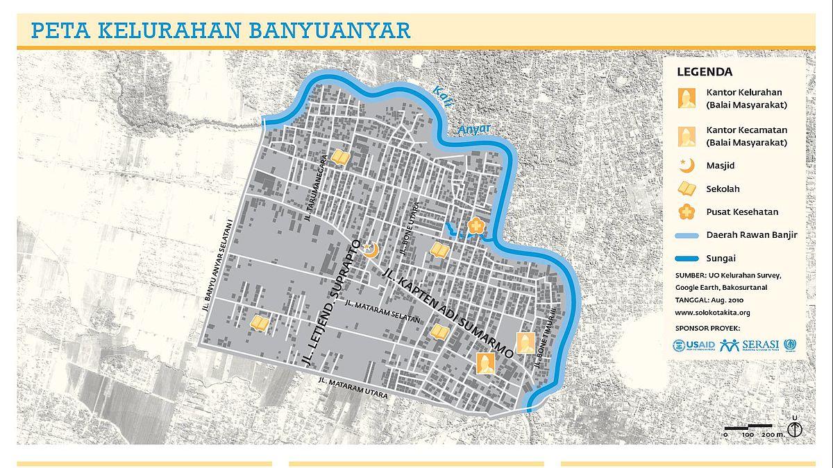 Banyuanyar, Banjarsari, Surakarta - Wikipedia bahasa ...