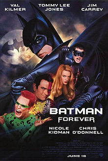 Download Batman Forever (1995) BluRay + Subtitle Indonesia
