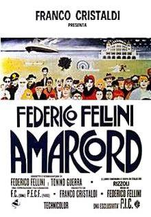 Amarcord - Wikipedia bahasa Indonesia, ensiklopedia bebas