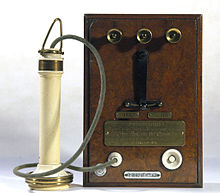 Victorian Telephone Facts For Kids