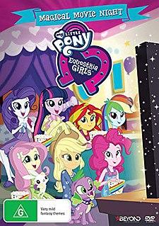 My Little Pony Equestria Girls Magical Movie Night Wikipedia Bahasa Indonesia Ensiklopedia Bebas