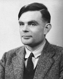 Google merubah tampilan menyambut 100th Alan Turing