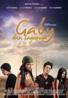 Gaby dan Lagunya (2010)