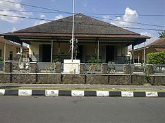 Museum Sasmitaloka Panglima Besar Jenderal Sudirman Wikipedia