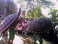 Bulusan (tradisi) - Wikipedia bahasa Indonesia