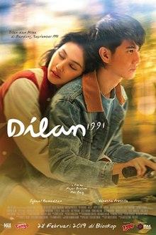 Nonton Film Dilan 1991 Full Movie 2019 Lk21