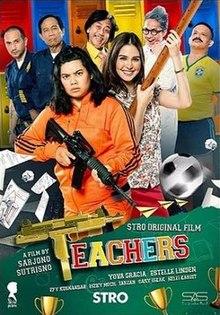 Teachers 2021 Indonesia Sarjono Sutrisno Estelle Linden Yova Gracia Yuven  Action, Comedy