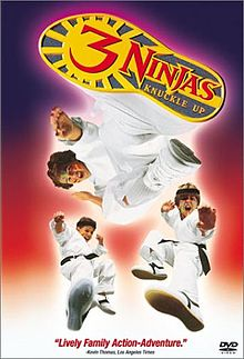 3 Ninjas Knuckle Up DVD cover.jpg