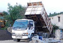 Dump truk wikipedia bahasa indonesia ensiklopedia bebas dump truk di indonesia sedang menurunkan muatannya altavistaventures Gallery