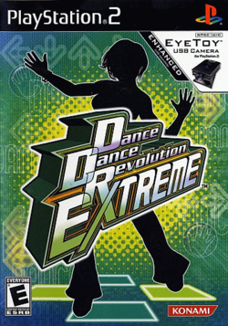 Dance Dance Revolution Extreme North American PlayStation 2 cover art.png
