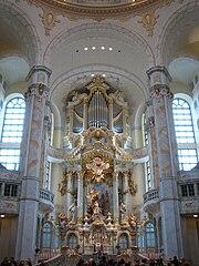 Altar dan Orgel