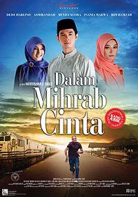 Dalam mihrab cinta movie