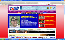 Screenshoot Manado Today 19 Oktober 2011.jpg