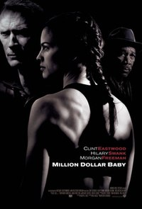 Poster film Million Dollar Baby