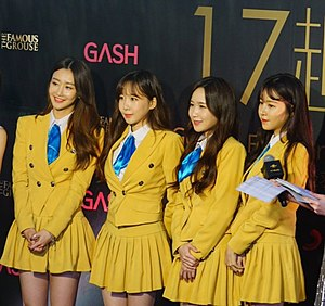 Crayon Pop at Golden Teather Awards 2017 In Taiwan.jpeg