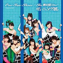Morning Musume 50th single Regular Edition (EPCE-5881) cover.jpg