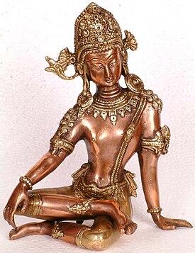 Patung Sang Hyang Indra