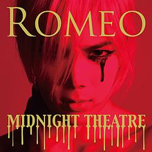 Park Jung-min ROMEO Midnight Theatre Normal edition cover.jpg