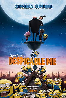 [Movie Barat] Despicable Me 1 , 2 & 3 Subtitle Indonesia MP4 (240P|360P) ~ VIDEOS