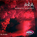 "Sampul album ""Romantic Rhapsody"""