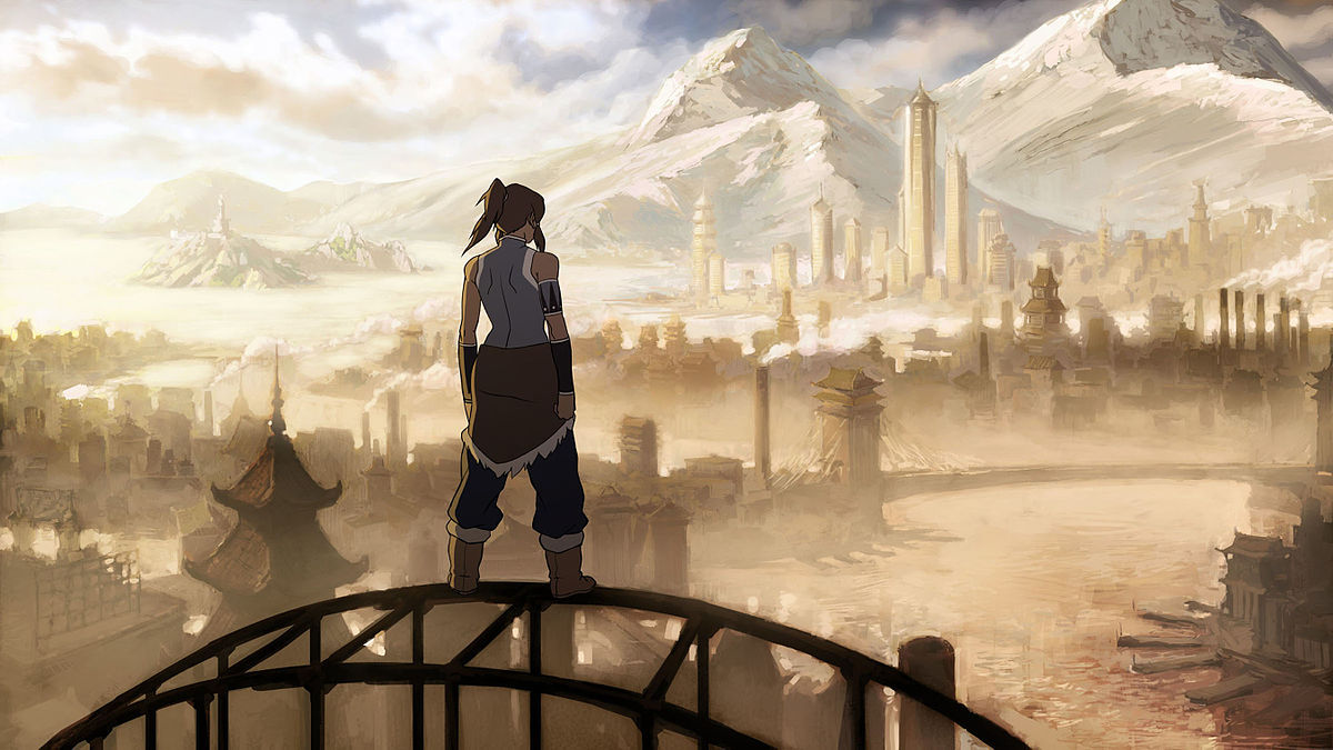 The Legend of Korra - Wikipedia bahasa Indonesia, ensiklopedia bebas