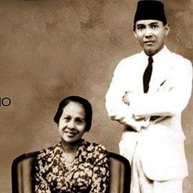 280px Inggit dan Soekarno