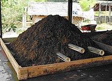 Kompos Bahan Organik dan Kotoran Hewan