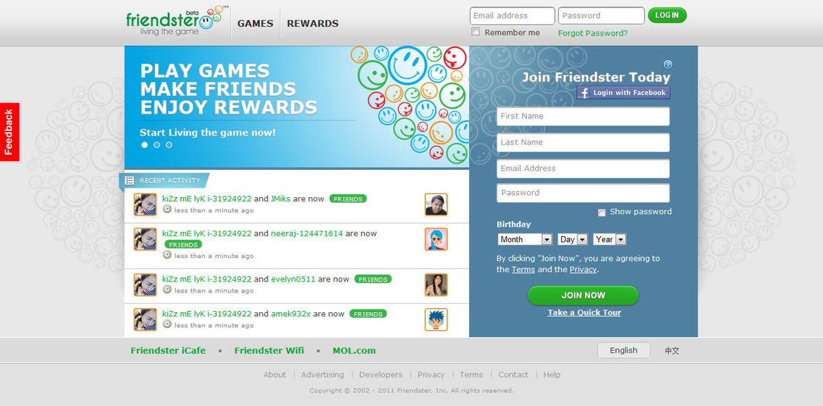 Friendster - Wikipedia bahasa Indonesia, ensiklopedia bebas